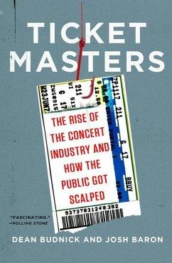 Ticket Masters (eBook, ePUB) - Budnick, Dean; Baron, Josh