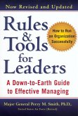 Rules and Tools for Leaders (Revised) (eBook, ePUB)