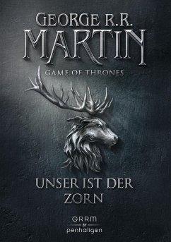 Unser ist der Zorn / Game of Thrones Bd.2
