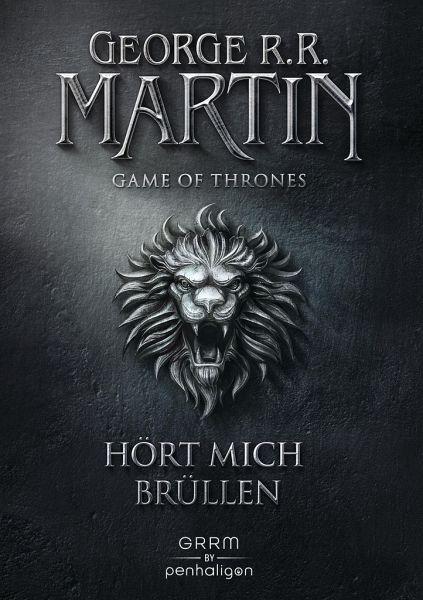 Hört mich brüllen / Game of Thrones Bd.3