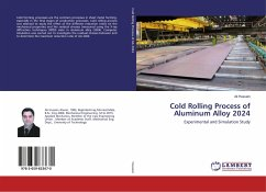 Cold Rolling Process of Aluminum Alloy 2024