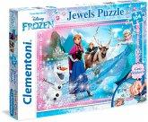 Disney Frozen, Jewels (Kinderpuzzle)