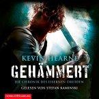 Gehämmert / Die Chronik des Eisernen Druiden Bd.3 (MP3-Download)
