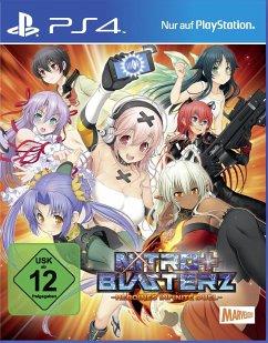 Nitroplus Blasterz - Heroines Infinite Duel (Pl...
