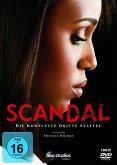 Scandal - Die komplette dritte Staffel (5 Discs)