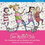 Vier Freundinnen und ein Abenteuer auf acht Pfoten / Der Muffin-Club Bd.7 (MP3-Download)