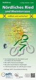 MeKi-Radwanderkarten mit ADFC-Tourenvorschlägen - Radfahren - Nördliches Ried und Rheinterrasse