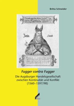 Fugger contra Fugger - Schneider, Britta