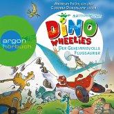 Der geheimnisvolle Flugsaurier / Dino Wheelies Bd.4 (MP3-Download)