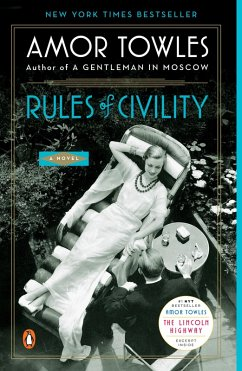Rules of Civility (eBook, ePUB) - Towles, Amor