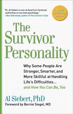 Survivor Personality (eBook, ePUB) - Siebert, Al