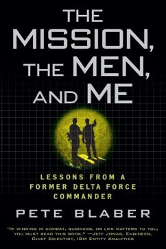 The Mission, The Men, and Me (eBook, ePUB) - Blaber, Pete