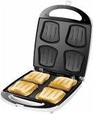 Unold 48480 Sandwich Toaster Quadro