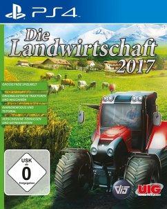 Die Landwirtschaft 2017 (PlayStation 4)
