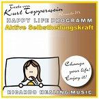 Aktive Selbstheilungskraft (Happy Life Programm) [Texte von Kurt Tepperwein] (MP3-Download)