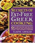 Secrets of Fat-free Greek Cooking (eBook, ePUB)