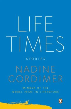 Life Times (eBook, ePUB) - Gordimer, Nadine