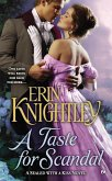 A Taste For Scandal (eBook, ePUB)