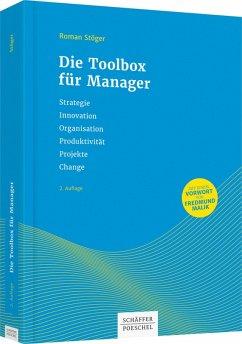 Die Toolbox für Manager (eBook, PDF) - Stöger, Roman