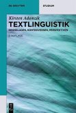 Textlinguistik (eBook, PDF)