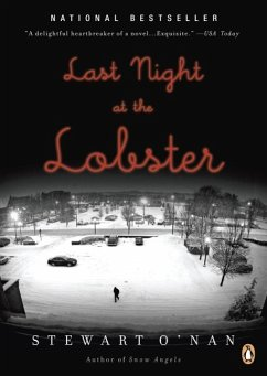 Last Night at the Lobster (eBook, ePUB) - O'Nan, Stewart