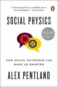 Social Physics (eBook, ePUB) - Pentland, Alex