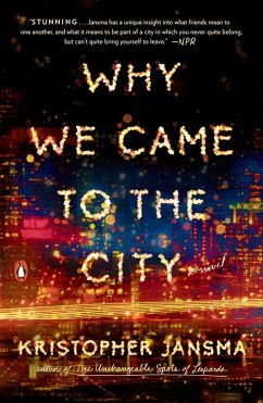 Why We Came to the City (eBook, ePUB) - Jansma, Kristopher