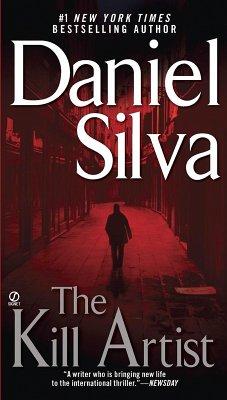 The Kill Artist (eBook, ePUB) - Silva, Daniel