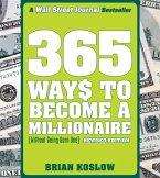 365 Ways to Become a Millionaire (eBook, ePUB)