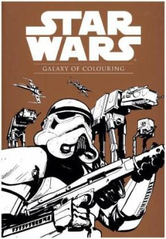 Star Wars: Galaxy of Colouring