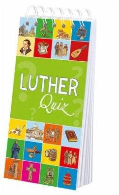 Luther-Quiz - Steinhöfel, Dietlind