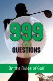 999 Questions on the Rules of Golf (eBook, ePUB)