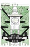 Favourite Sherlock Holmes Stories (eBook, ePUB)