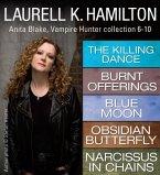 Laurell K. Hamilton's Anita Blake, Vampire Hunter collection 6-10 (eBook, ePUB)