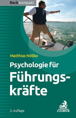Psychologie für Führungskräfte (eBook, ePUB) - Nöllke, Matthias