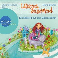 Ein Nilpferd auf dem Zebrastreifen / Liliane Susewind ab 6 Jahre Bd.4 (MP3-Download) - Stewner, Tanya