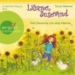 Viel Gerenne um eine Henne / Liliane Susewind ab 6 Jahre Bd.3 (MP3-Download) - Stewner, Tanya