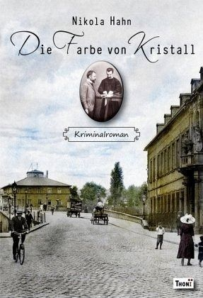 Die Farbe von Kristall von Nikola Hahn - Buch - buecher.de