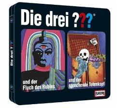Die drei ??? - Steelbook, 2 Audio-CDs