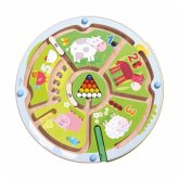 HABA 301473 - Magnetspiel Zahlenlabyrinth
