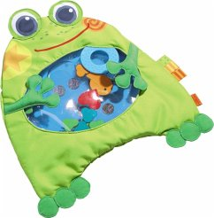 HABA 301467 - Wasser-Spielmatte, kleiner Frosch