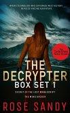 The Calla Cress Techno Thriller Series - Box Set: Secret of the Lost Manuscript & The Mind Hacker (eBook, ePUB)
