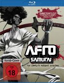Afro Samurai - The Complete Murder Sessions - 2 Disc Bluray