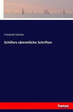 Schillers sämmtliche Schriften