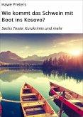 Wie kommt das Schwein mit Boot ins Kosovo? (eBook, ePUB)