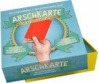 Arschkarte - Wer hat die Arschkarte gezogen? (Kartenspiel)