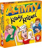 Piatnik 6063 Activity Krazy Kritzel