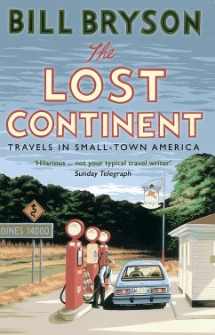 The Lost Continent - Bryson, Bill