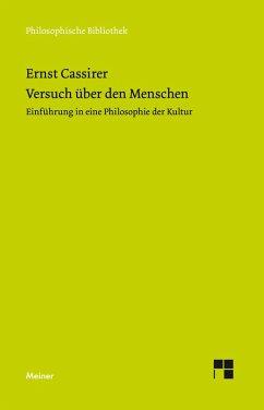 Versuch über den Menschen (eBook, PDF) - Cassirer, Ernst