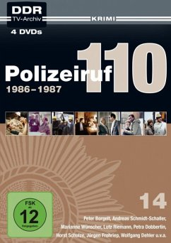 Polizeiruf 110 - Box 14: 1986-1987